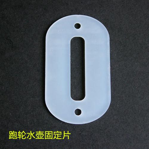 Necessary hamster cage, transparent plastic hinge cage, transparent screw hinge