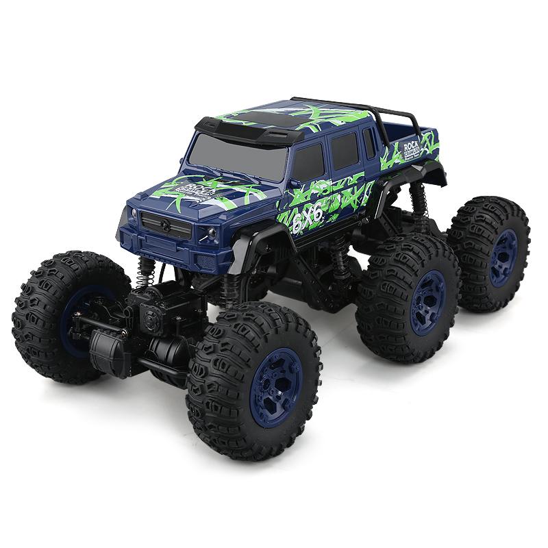 Super - Auto - Auto 4x4 geländewagen sechs Junge erwachsene ferngesteuerte autos aufladen auf spielzeug für Kinder
