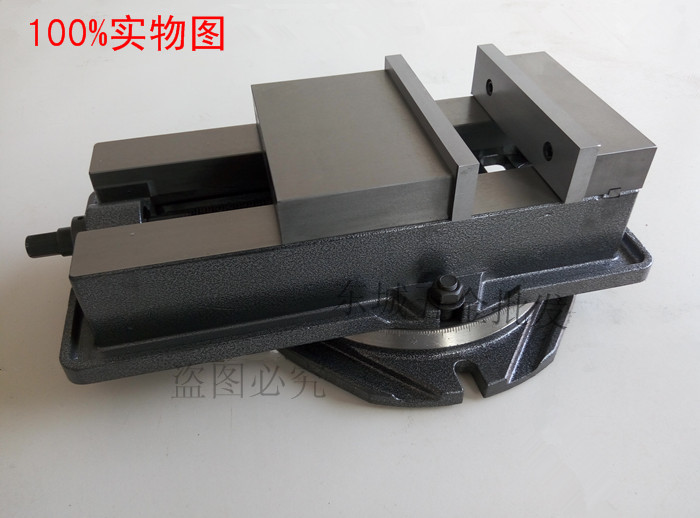 Taiwan drilling milling machine vises vise 4 inch 5 inch 6 inch 8 inch angle fixed bench precision CNC machine
