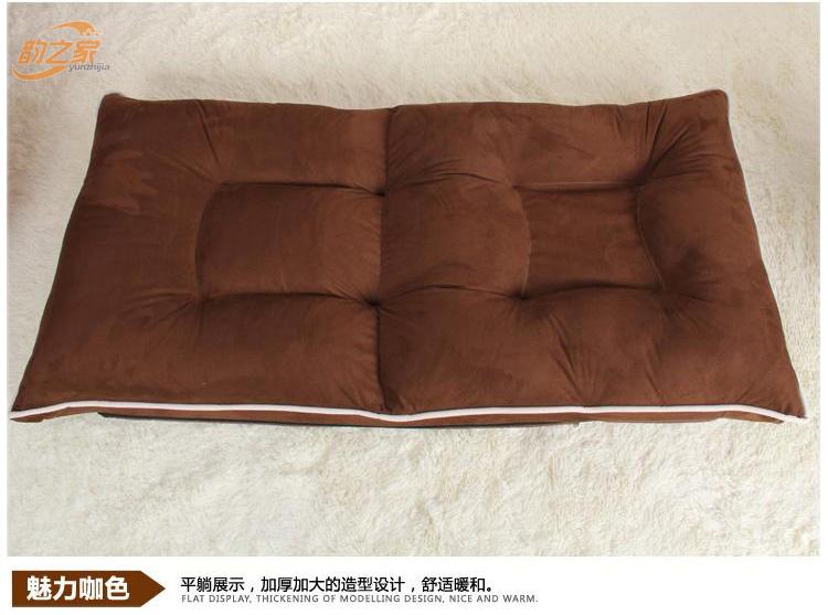 布製ソファベッド座布団怠け者のベッドの上で背もたれ畳床マットの多くの省包郵ソファ出窓