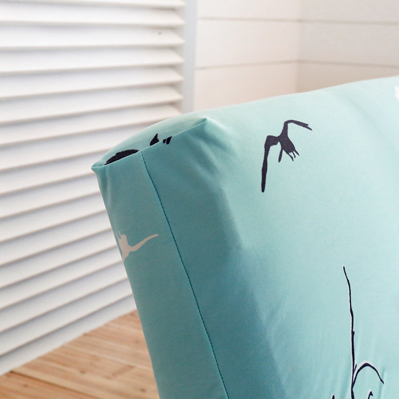 κρεβάτι καναπέ σκεπάσματα απλή πτυσσόμενο καναπέ χωρίς στηρίγματα ελαστικά κάλυμμα κάλυμμα ύφασμα χωρίς καναπέ General