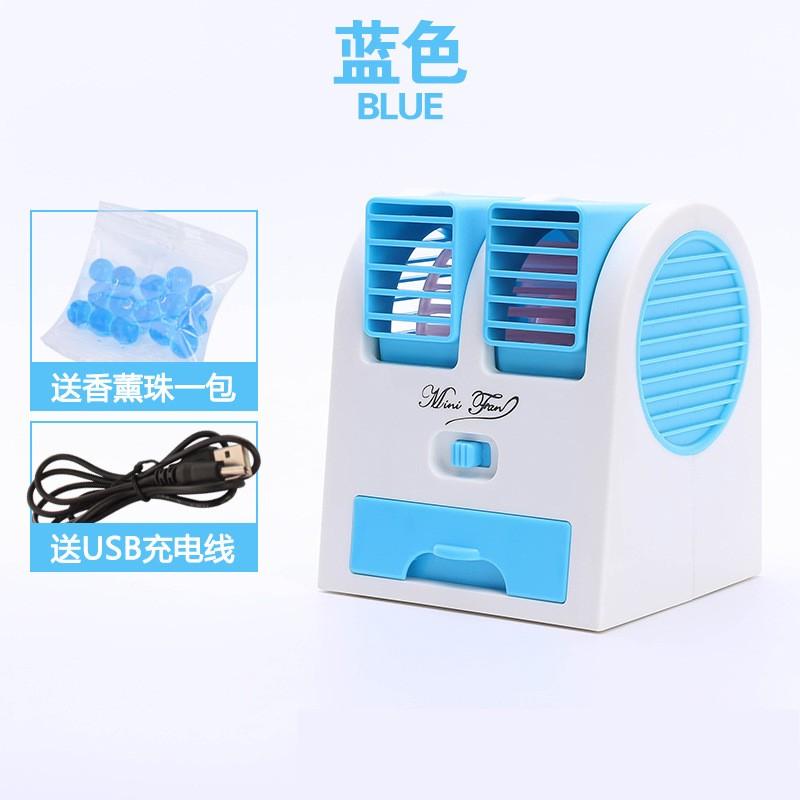 μίνι - USB ψύξη και θέρμανση Αμφίβια μικρή ανεμιστήρας ψύξης του αέρα ψύξης οικιακής κουζίνας μηχανισμού κινητής ανεμιστήρα ψύξης