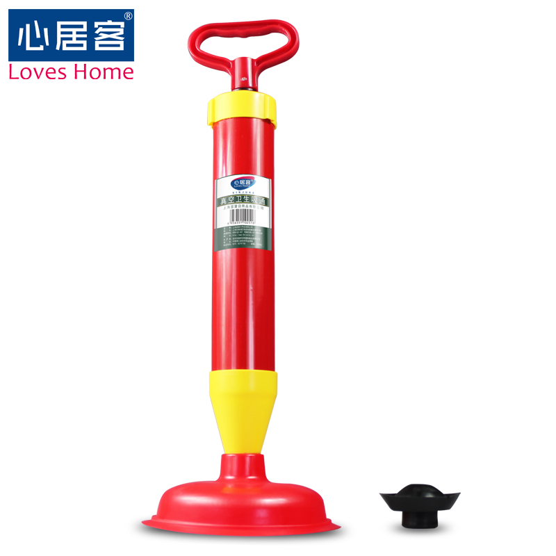 Transporte de baños de agua tirando a través de herramientas potentes para limpiar el tubo de desagüe de la cocina del artefacto detonador