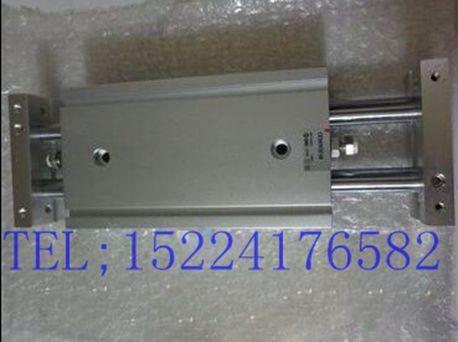 แบรนด์ใหม่ที่เป็นต้นฉบับ CXSWM25-40 SMC ผ่านเสาคู่กระบอกลมกระบอกคู่เสา CXSWM25-50 คู่