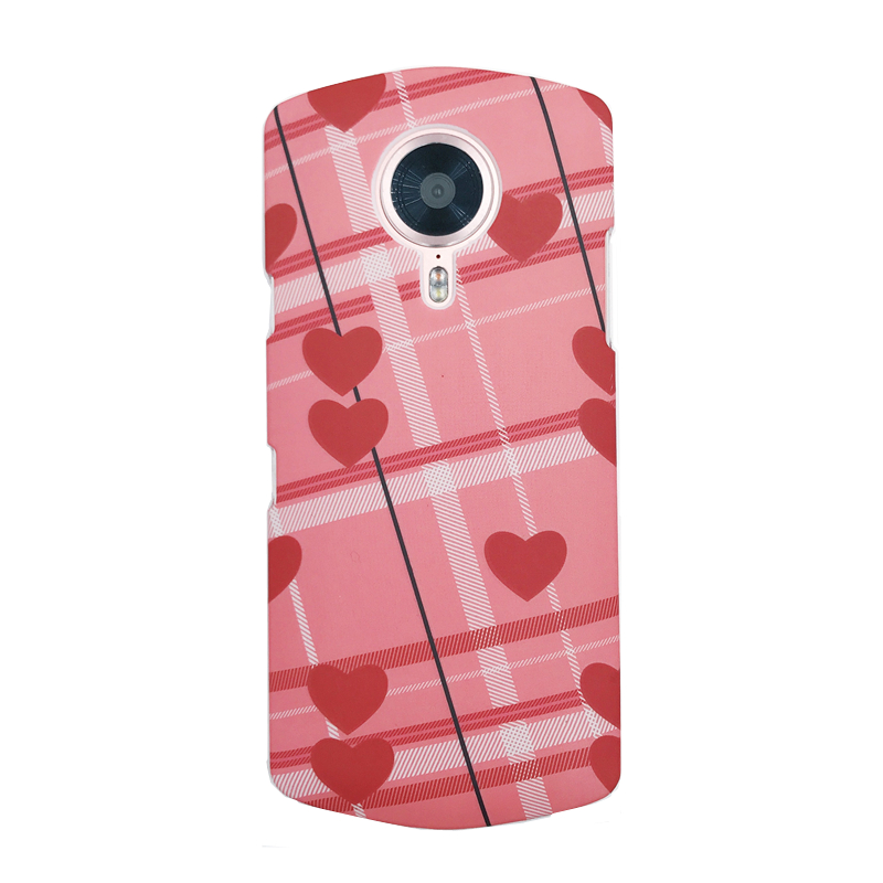 Mito M6s mobile phone shell figure M4 protective cover love Korean V4S new American M8 sanding T8 hard shell