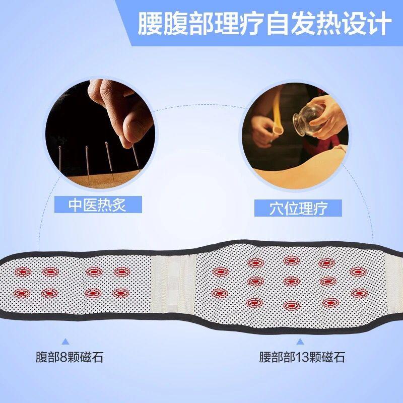 terapia magnetyczna przez widma w talii i płyty ciepło do ogrzewania 周林琳 thomae dysk stali od gorączki szczepu pasa bezpieczeństwa gazowego
