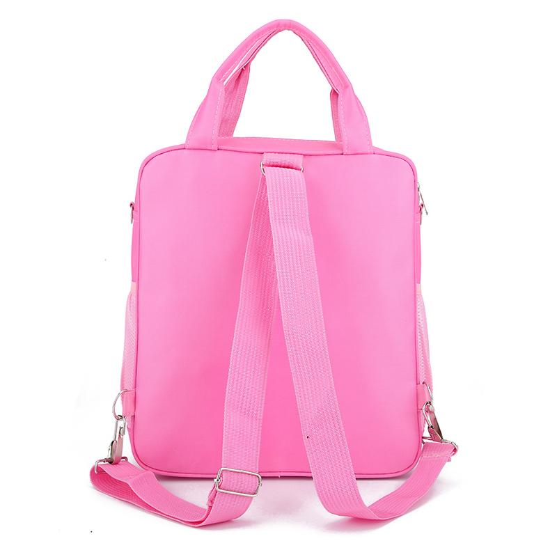 Sacs de tutorat sacs à main enfants coréens garçons et filles composent des sacs sac à bandoulière épaule Messenger sac à bandoulière avec trois