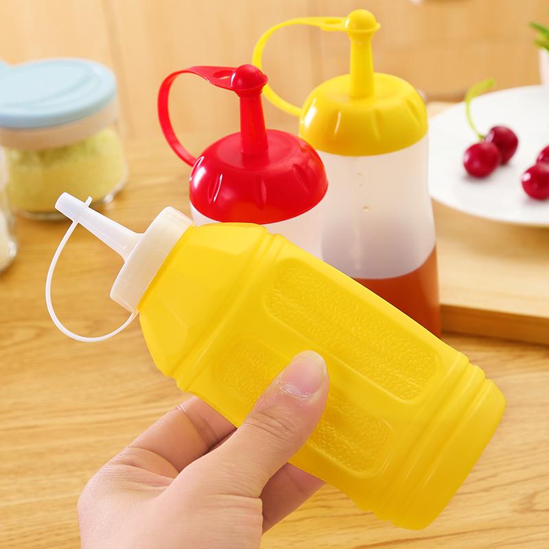 пластиковые бутылки трубопроводы выжать чайник масленка соус кетчуп джем салат соусом экструзии бутылки кухня приправы приправы бутылки