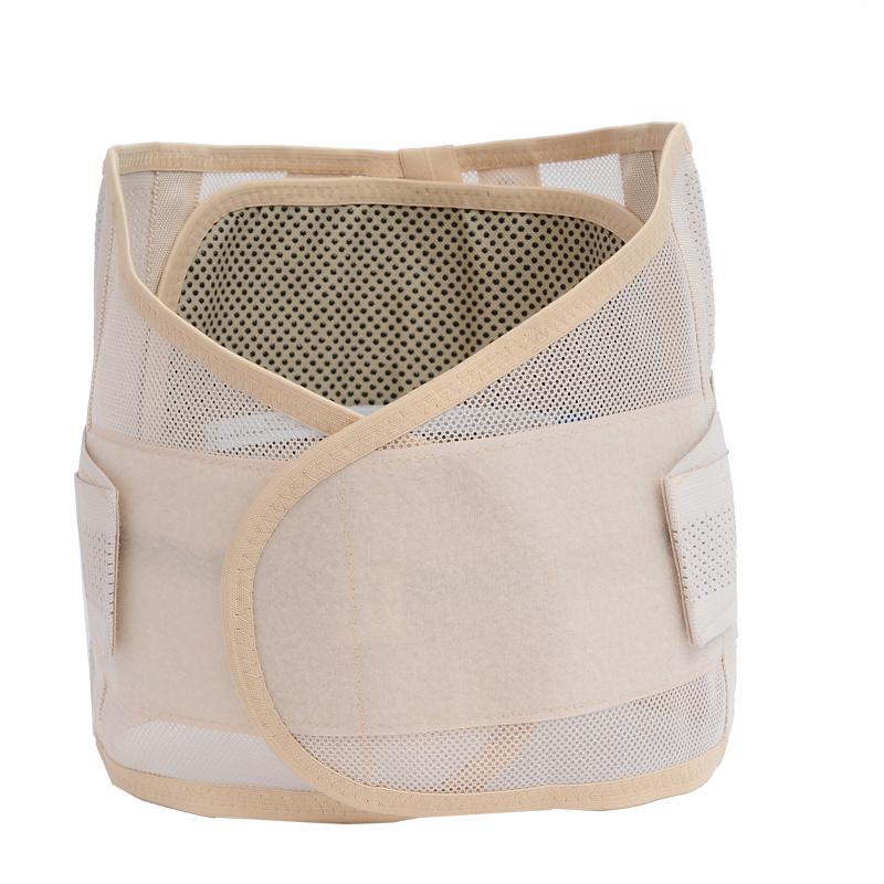 El cinturón de protección desde el calor de verano en el Palacio de aire caliente caliente de proteger el estómago de disco lumbar psoas CEPA de cintura y la circunferencia de la cintura