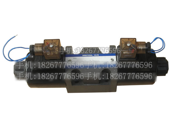Hydraulic solenoid valve SWH-G03-C2-A120-20SWH-G03-C4-A120-20 oil pressure reversing valve