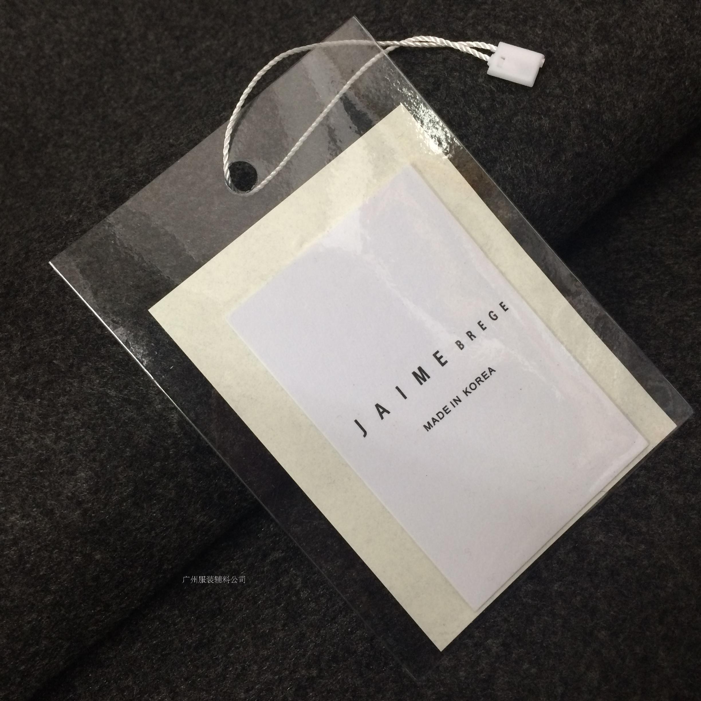 Made in Korea Korean lingbiao spot tag matching custom lingbiao custom mark printing water mark KOREA