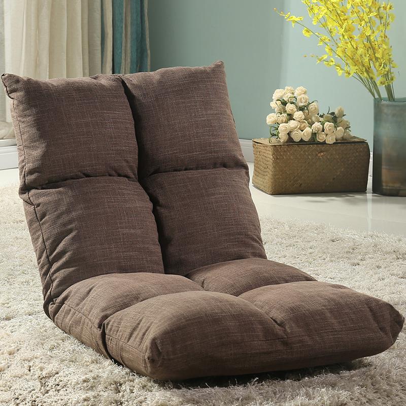 Un petit canapé - lit un canapé d'angle de la fille de dortoir salon salle de loisirs petit canapé inclinable