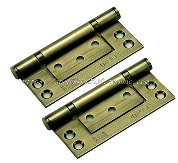 Germany KLC composite stainless steel bronze bearing hinge hinge 4 inch 2.5 letters two letters
