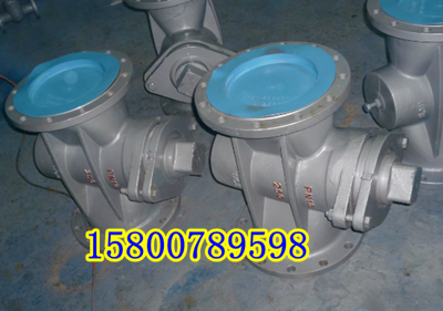 Shanghai Shanghai Engineering X43W-10C cast steel flange plug valve two way plug valve DN150 stainless steel plug valve