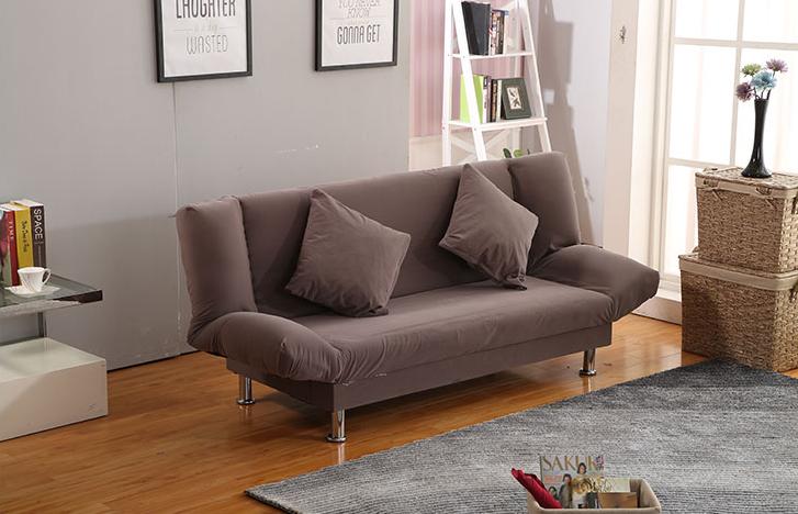 ソファベッドは1メートルの2メートルの簡約があるツインルームと客間現代多機能なまけ者