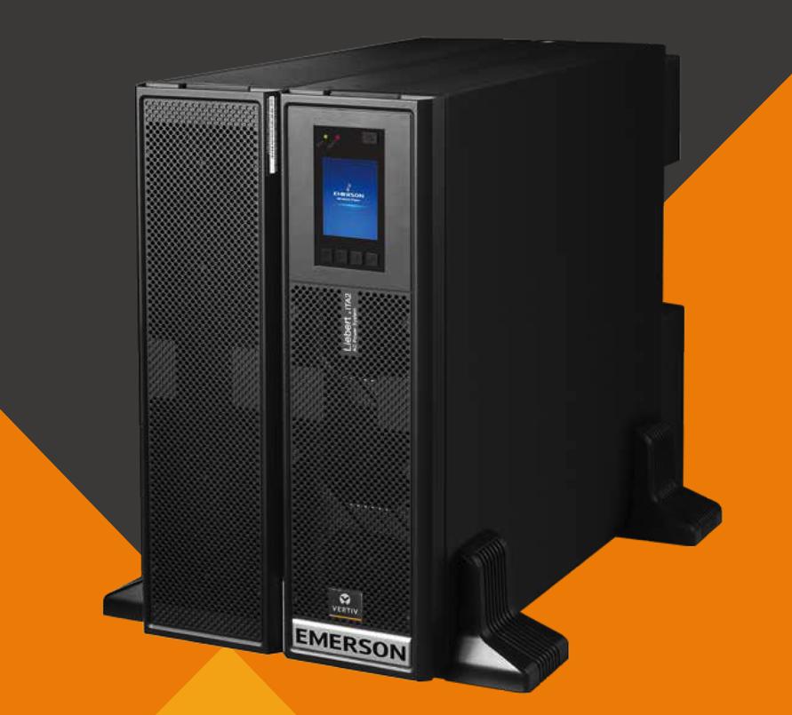エマーソン・ITA-20k00AL3A02C00オンライン式20KVA20KW UPS不間断電源レギュレータ