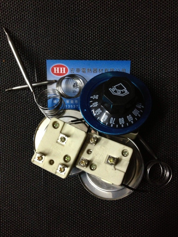 термостатический выключатель терморегуляция ручка переключателя термостат регулируемый термостат 30-110 ℃ 50 - 300 градусов