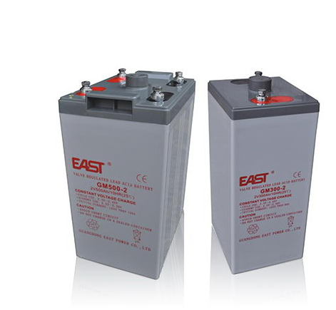 EAST maintenance free battery GM600-2EAST2V600AH communication /UPS/ DC screen package