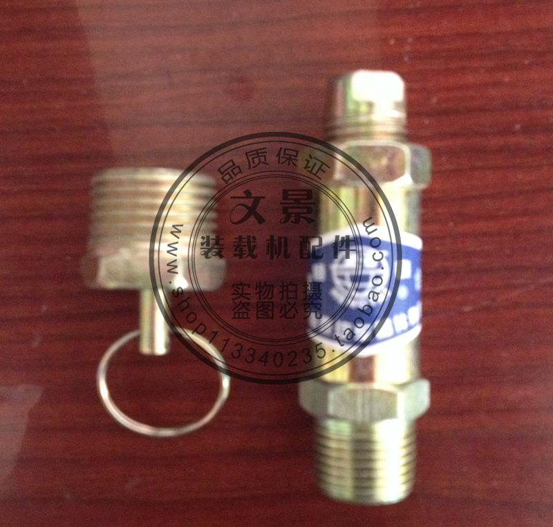 Small loader parts / small forklift parts / loader parts safety valve / waterproof switch