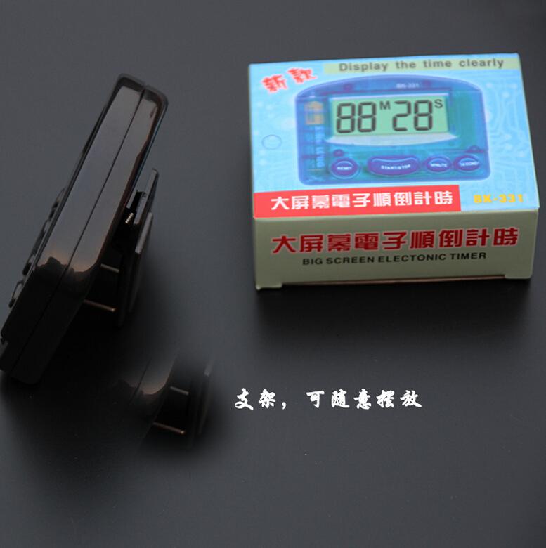 пакет по пощата многофункционални положителни и отрицателни разказ броене часовник хронометър функция на времето за чай в кухнята, да напомня на часовник.