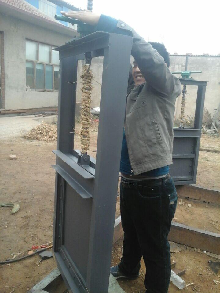 стальные ворота шлюза 1.2*1.2 метров машина комплексной ворота 2,5 метров колесных поднять руки 2 тонн
