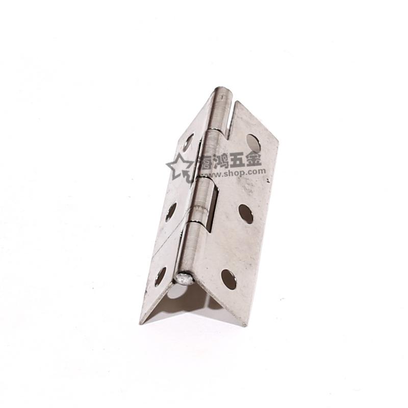 2 zentimeter Kleinen scharnier kisten sind aus rostfreiem Stahl industrie ein scharnier Schweißen scharnier - Maschinen und Geräte