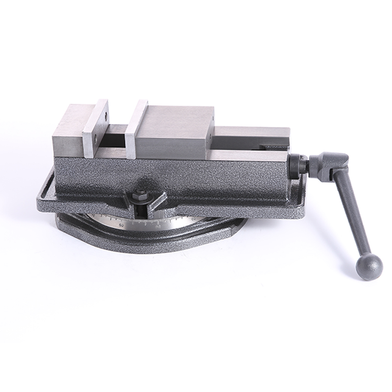CNC drilling and milling machine CNC4568 inch type solid angle for heavy machine precision flatnosed pliers vise vise