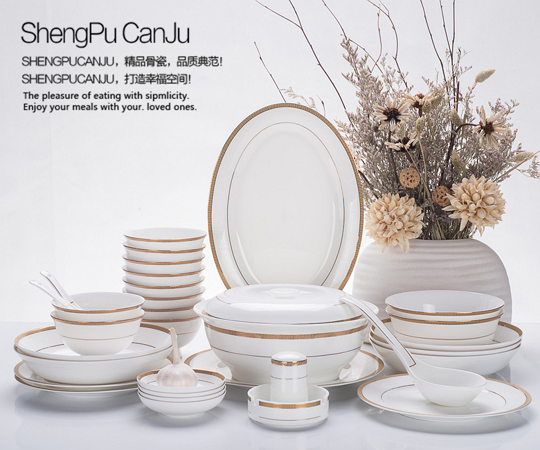 56piece set royal floral painting fine bone china unit of dinner buffet dishes porcelain dinner plate set crockery of dish  sc 1 st  AliExpress.com & 56piece set royal floral painting fine bone china unit of dinner ...