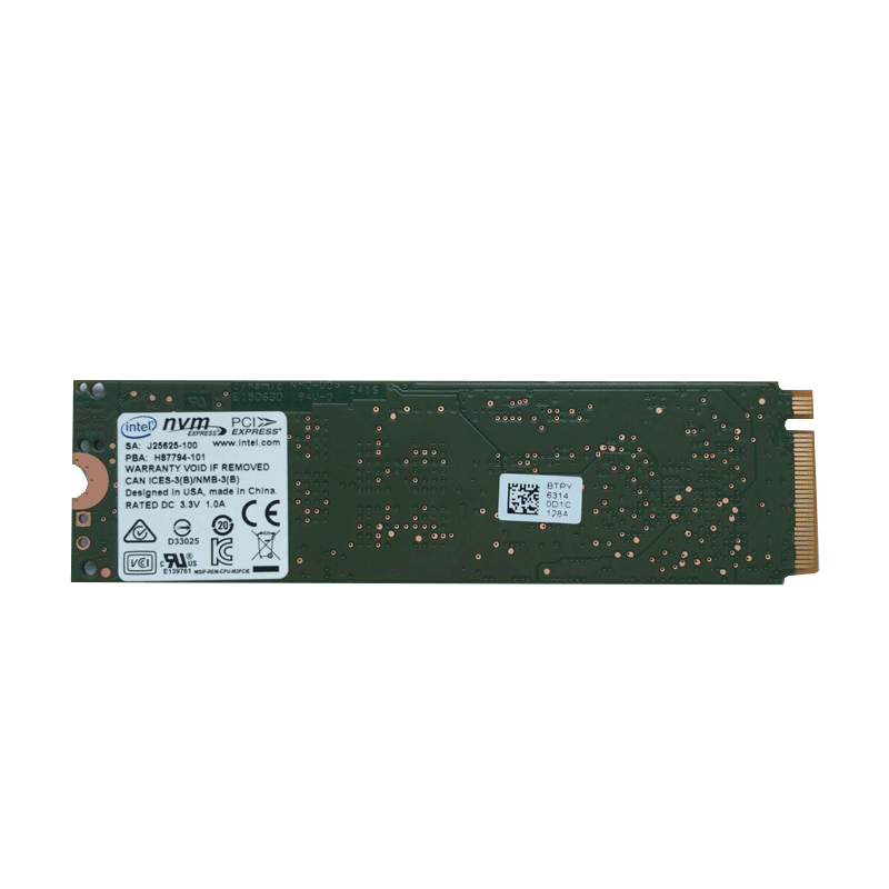 Intel/ notebook Intel 600P128GPCIe/M.2NVMEssd desktop - Solid State Drive