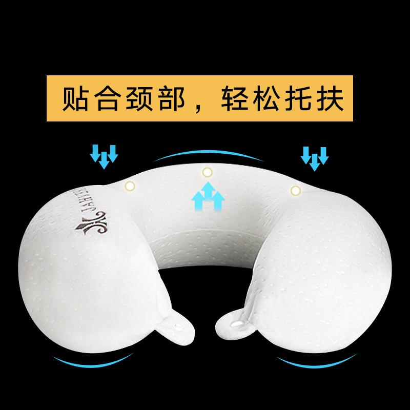 La moxibustione riscaldamento elettrico cuscino cervicale di riparare il cuscino speciale per adulti ipertermia Jin alla Memoria di cotone per proteggere il cuscino per il Collo.