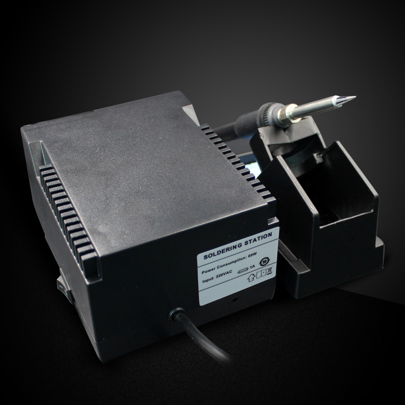 A-BF/ uncommon 936A constant temperature electric iron 60W digital display temperature regulating welding table industrial grade antistatic