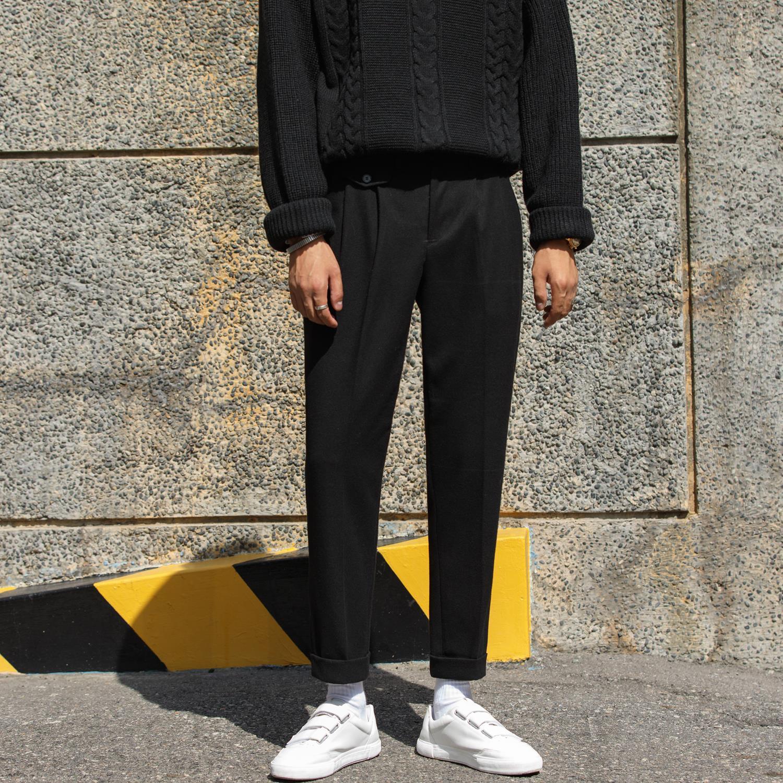大赖自制17FW裤子