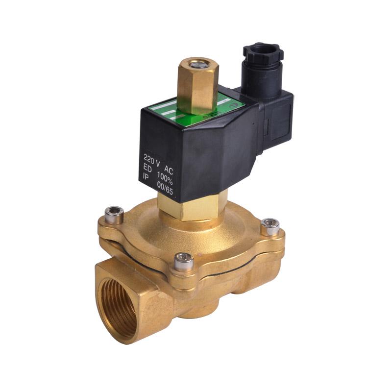 отвори се, отвори електромагнитен клапан на рейки често на водните клапани клапи 3, точки 4, 6 точки 1 - 1 - 2, точки 1, 2 инча и половина инча
