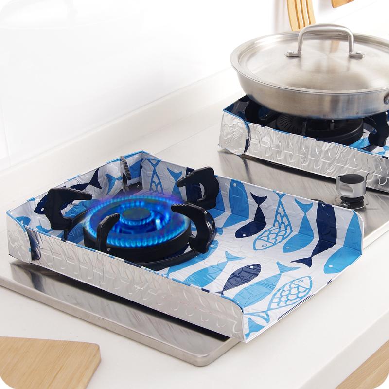 bucătărie aragazul anti - ulei de folie de aluminiu, folie de aluminiu (2) este de un pergament de petrol în izolare.