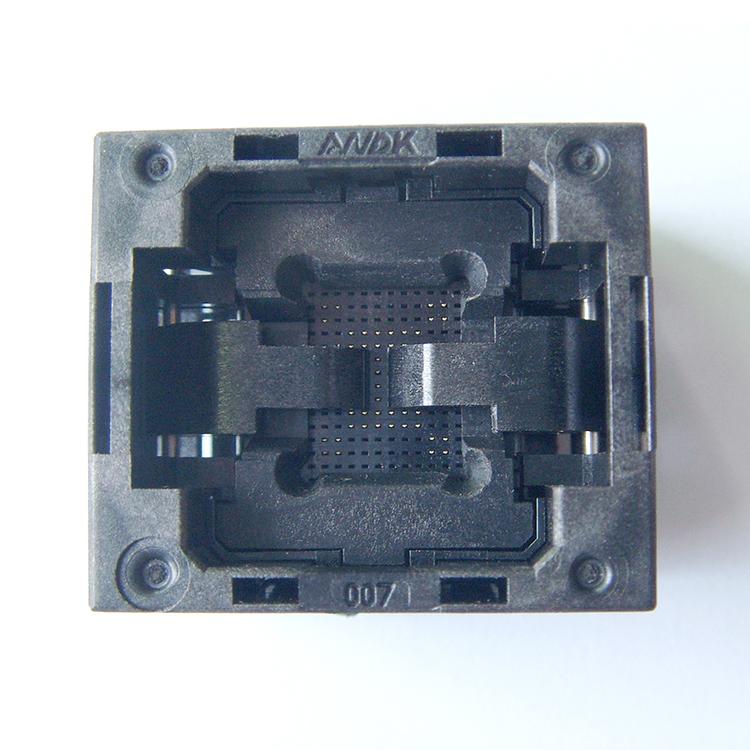 Sotto la pressione di invecchiamento BGA63 schegge posto u Disco Chip Test Sede BGA63-0.8 Test.