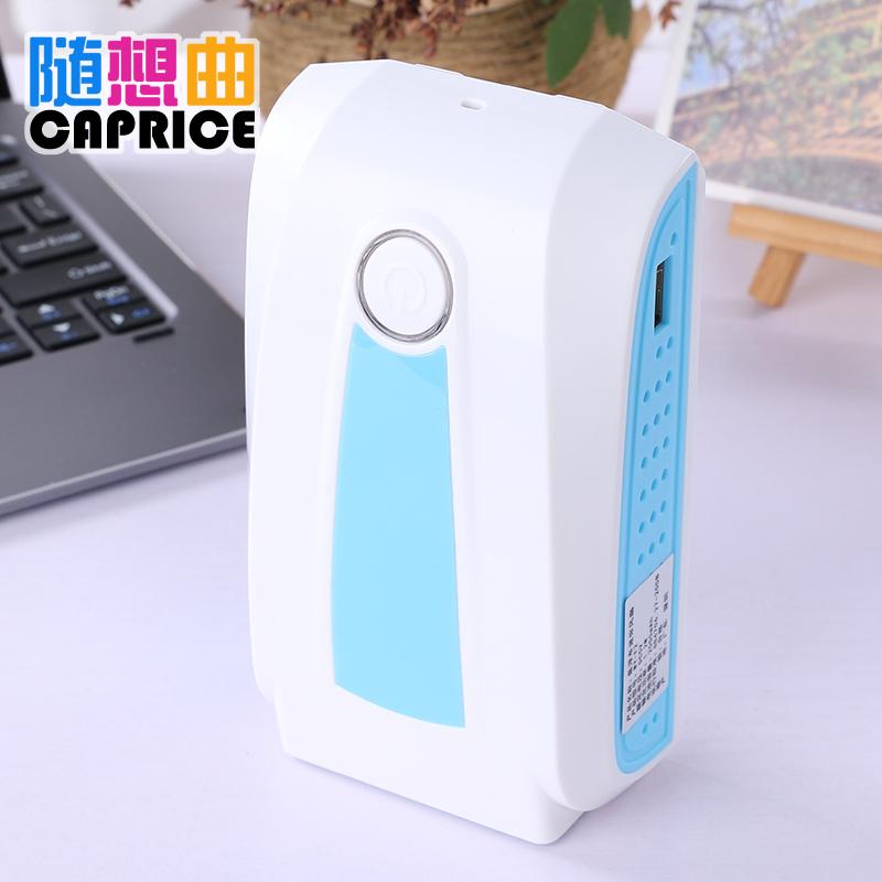 pieni tasku - ilmastointi, mini - usb - ilmankostutin tuuletin luova fani ladattavat kannettavat käsikoneet jäähdytys ei ole lehti.
