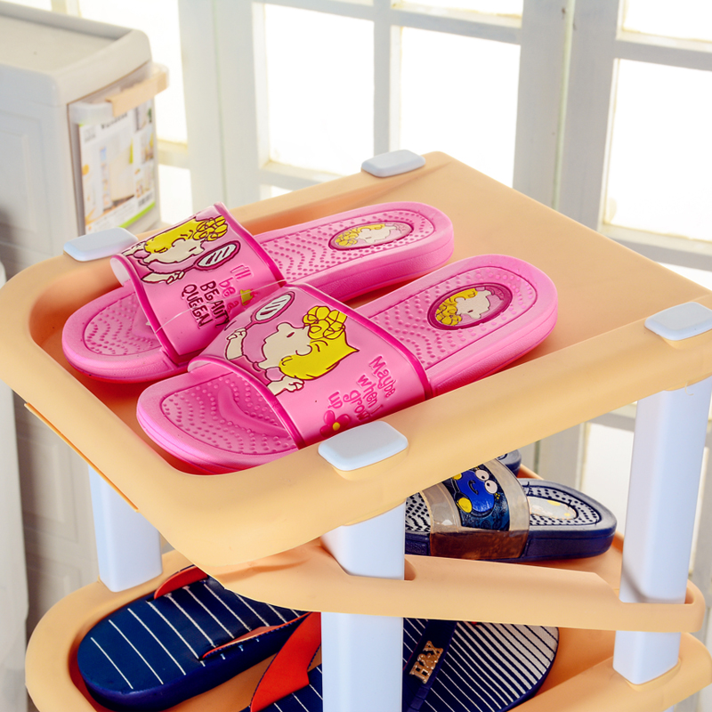 plastic multistrat cu pantofi de plastic ușor (cu un simplu moderne de asamblare.