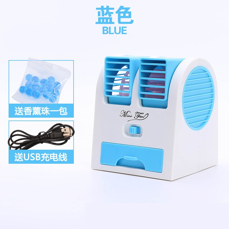 Explosion, small air conditioning, rapid cooling, cold and warm dual purpose mobile air cooler, dormitory energy saving mute Mini