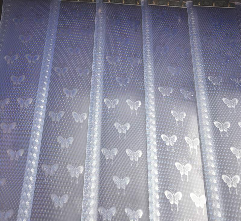 läbipaistmatu pvc - uks on blokeeritud pehme nahk tuuleklaasi köögi kardinad suitsu sisse eesriide varju.