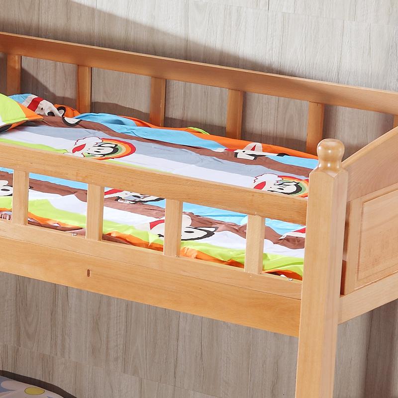 Ailvju абсолютно реальное muzi материнской кровати на двухъярусной кровати койка 1,5 метров детей 1,2 метров бука двухъярусные кровати