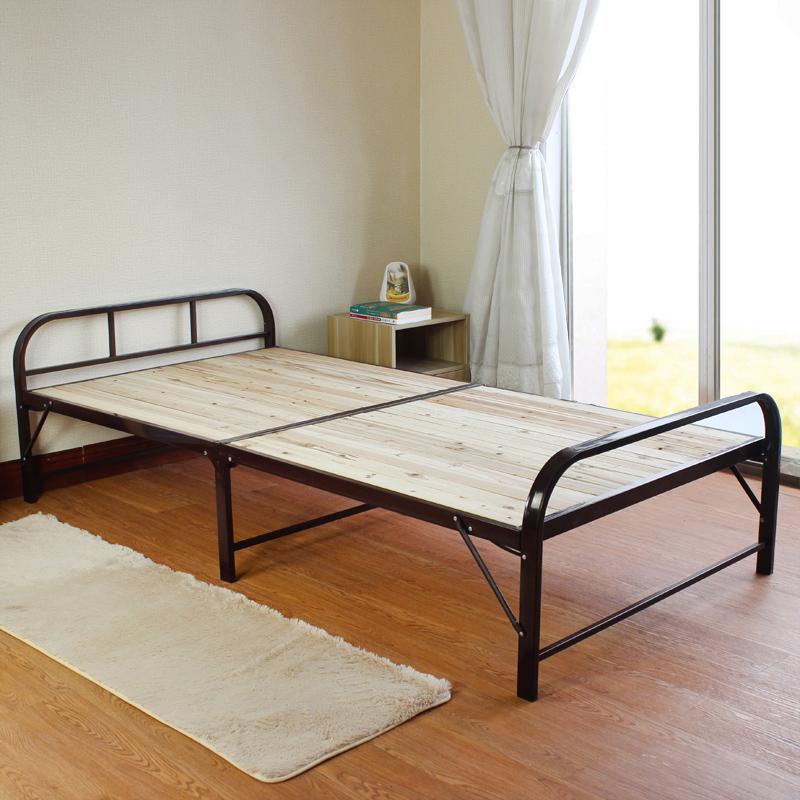 折り畳みシーツ人成人経済型簡易収縮家庭用ステルス板室で昼寝ベッド