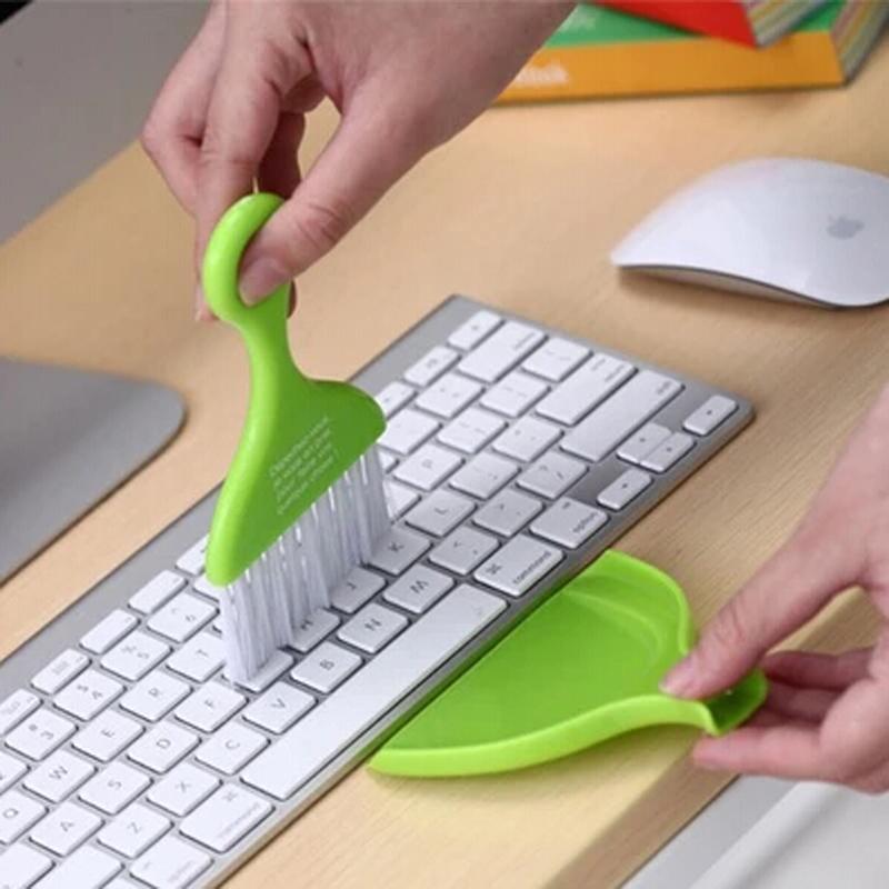японский импорт мини - метла метла клавиатуры совок поездки desktop микроволновой печи переносных чистой кисти чистой костюм