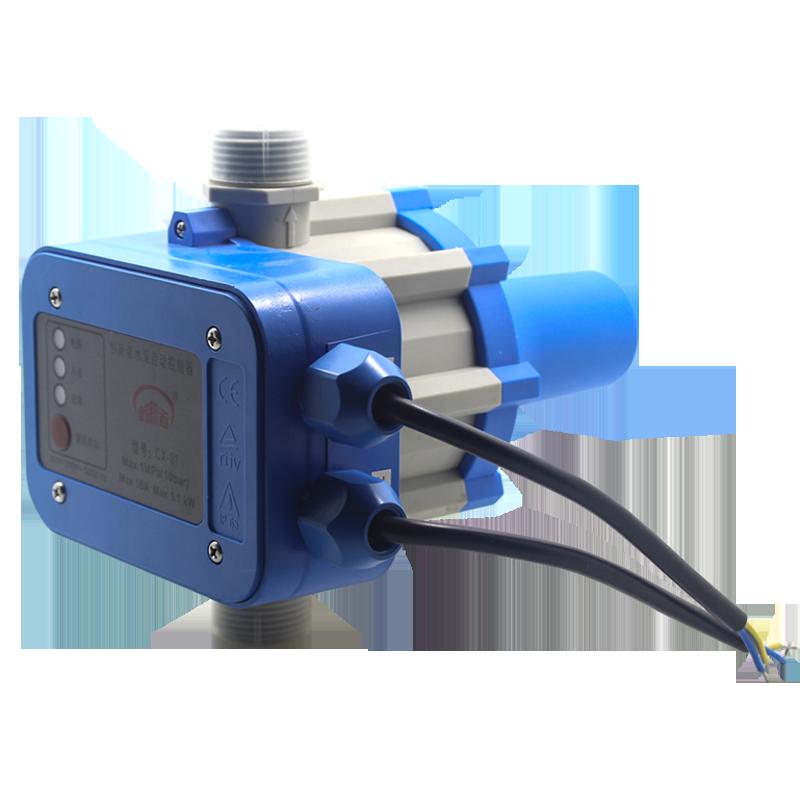 Interruptor de presión de la bomba de agua de uso doméstico electrónico automático inteligente de protección para el interruptor de presión de la presión de la bomba de agua