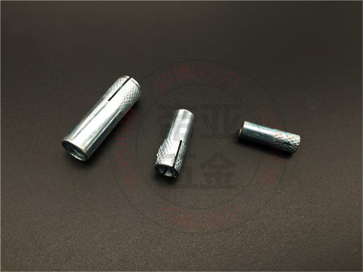 Special expansion tube implosion house lizard / internal expansion screw / explosion / flat blasting / pull blasting M6-M8-M10-M12