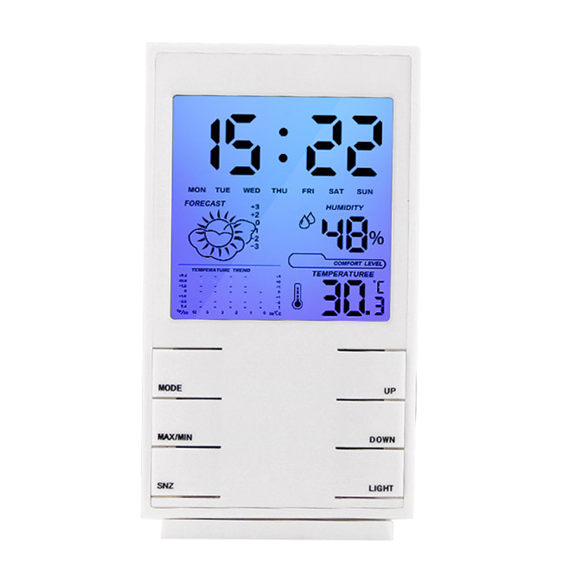 Thermometer home room luminous baby room high precision electronic temperature and humidity meter room temperature meter room precision special price