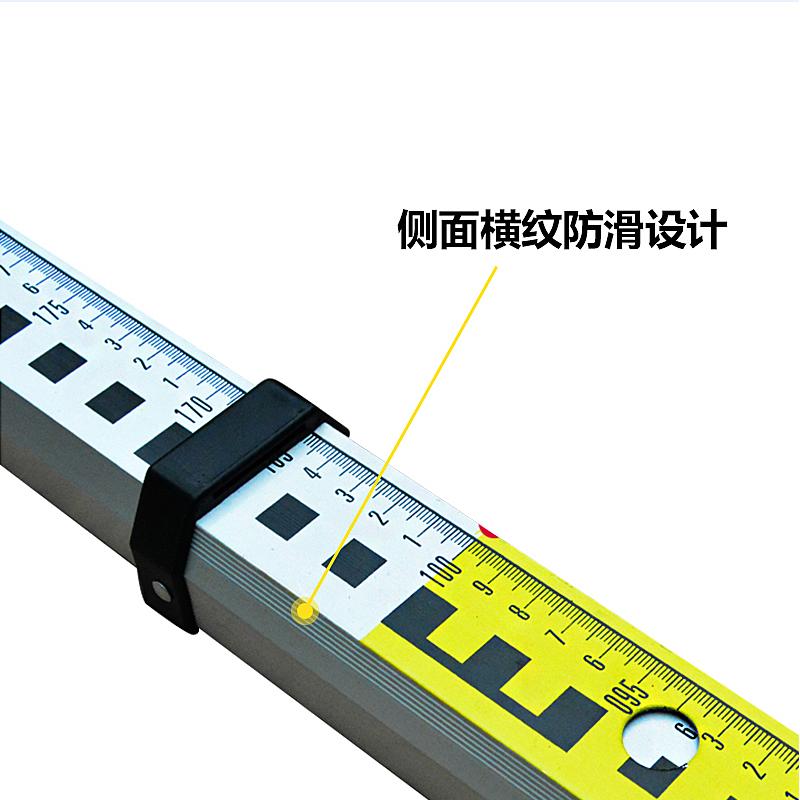 ซวนฟูหนาหอเท้าระดับอลูมิเนียมหอเท้า 5 เมตรขนาด 5 ฟุตสองฟุต 7 meta ได้หดขนาดมาตรฐาน