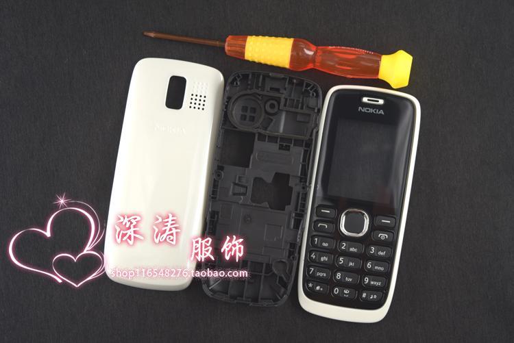 Nokia 1120 RM-837 корпус мобильного телефона полный набор клавиатуры мобильного телефона телефон задней обложки оболочки