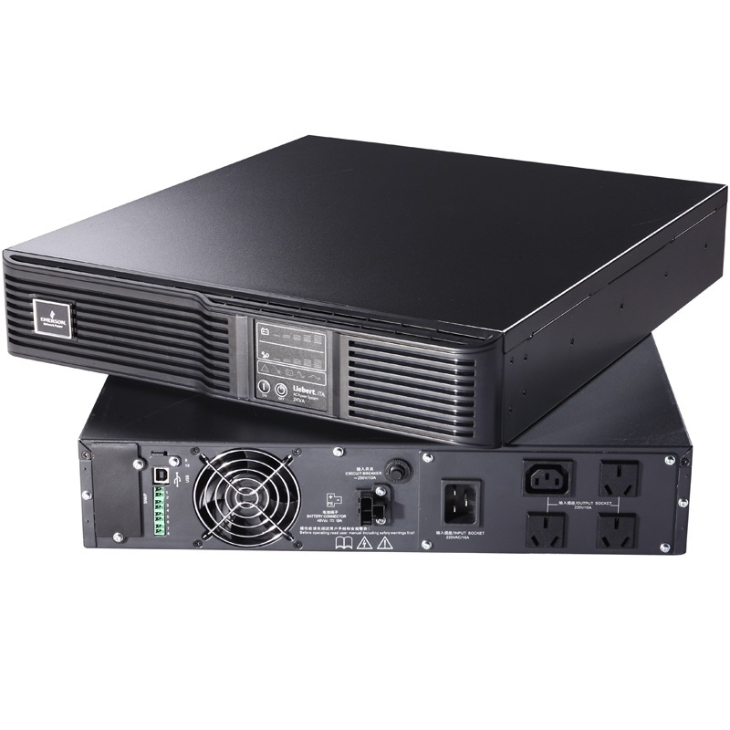 エマーソン・UHA1R-0060LUPS電源6KVA長機/ 4800W原装正品は全部本物