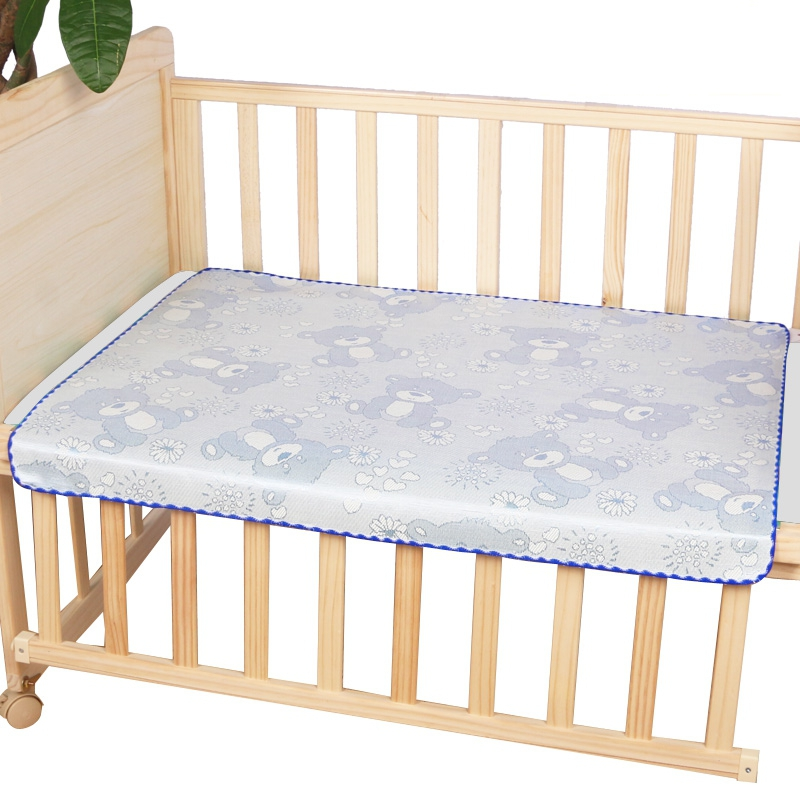 Ice silk mat mattress pad woljong aunt super urine baby child summer infant bed pad gas Baotou