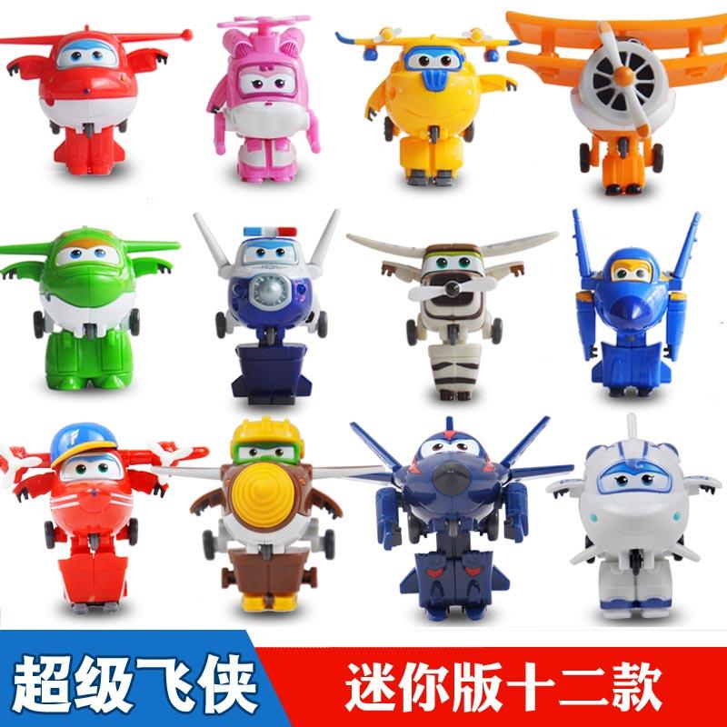 Super Flash juguetes le - un traje de super Ranger Man trompeta mágica arroz deformables